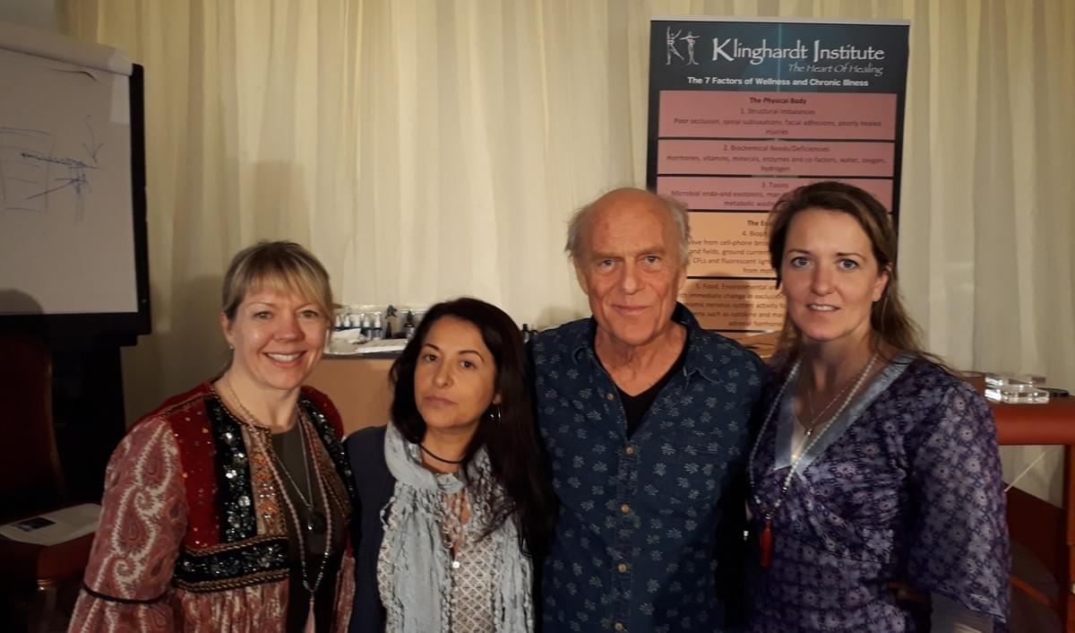 The Dr Dietrich Klinghardt Protocol