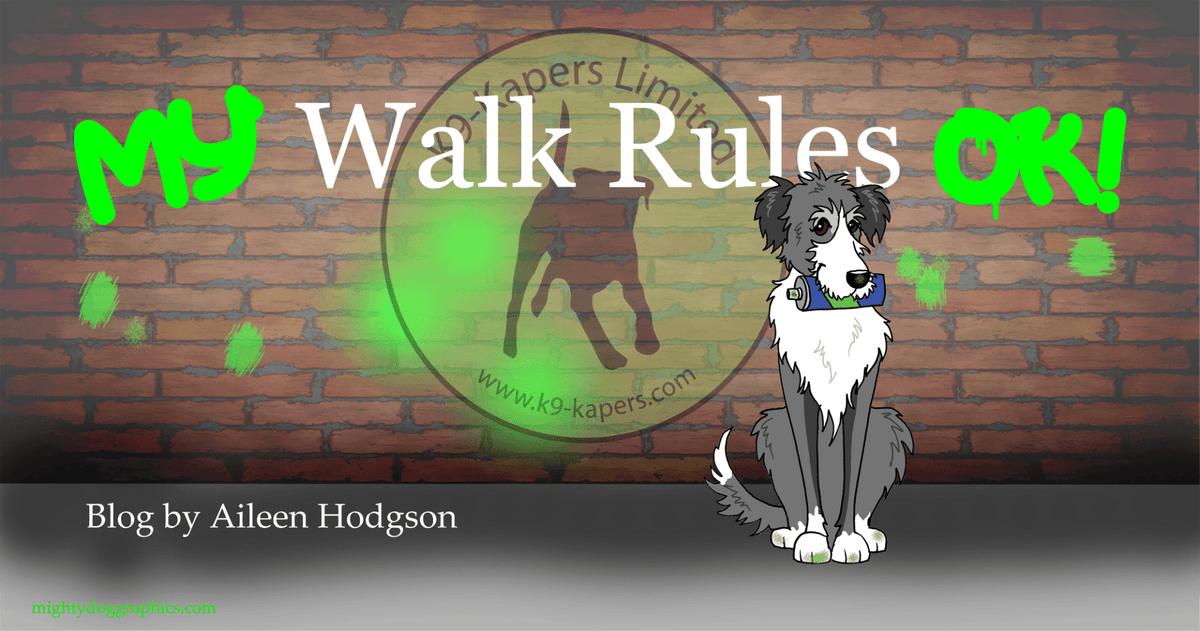 My Walk Rules!