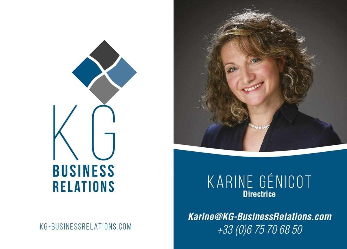 Karine GENICOT  KG-BusinessRelations - Le Phenix Saint-Lô - Groupe Jean
