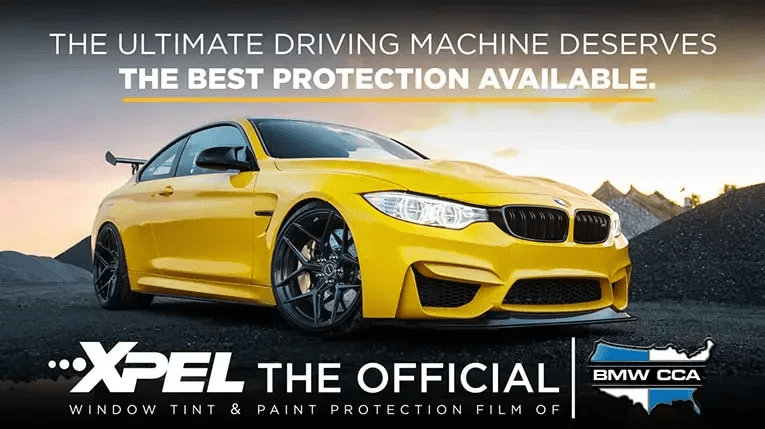 Xpel Clear Bra paint protection film Miami 33131, Xpel Clear car Bra paint protection film Miami Beach 33139