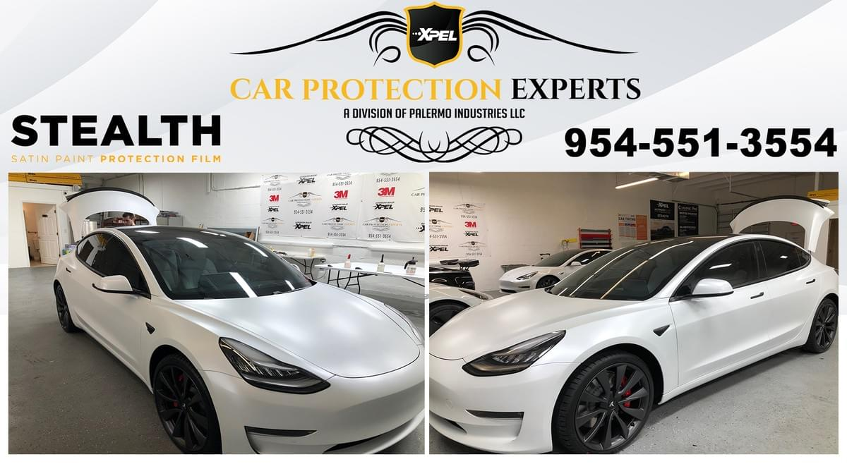 xpel clear bra paint protection Miami 33131, xpel clear bra paint protection Miami Beach 33139