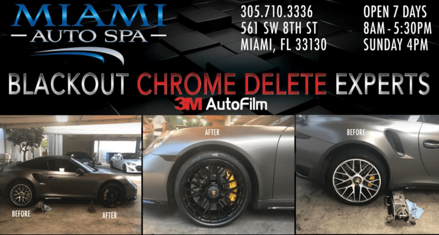 Maserati chrome delete Miami 33131, Luxury car chrome delete Miami 33131, Maserati chrome delete Miami Beach 33139, Luxury car chrome delete Miami Beach 33139,