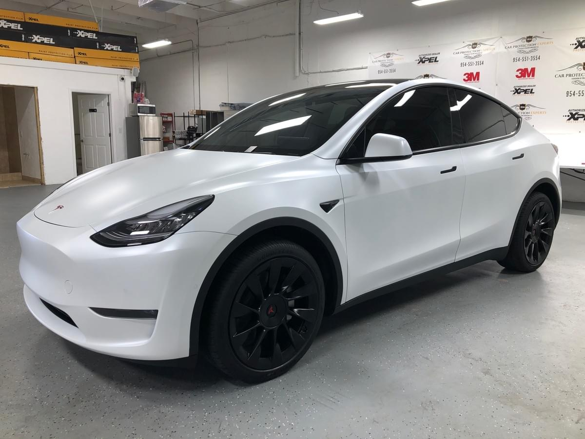 Tesla clear bra Miami, Tesla paint protection wraps Miami, Tesla clear bra Broward Florida, Tesla paint protection wraps Broward Florida