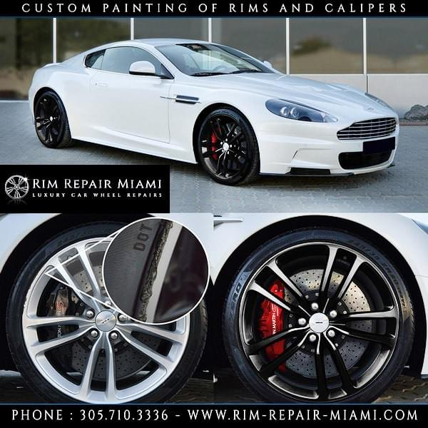 Aston Martin Rim repair Miami, Aston Martin Wheel repair Miami, Aston Martin Curb Rash repair Miami, Aston Martin paint wheels Miami, Aston Martin paint rims Miami, Aston Martin customize wheels Miami, Aston Martin Caliper painting Miami, Aston Martin custom finish wheels Miami