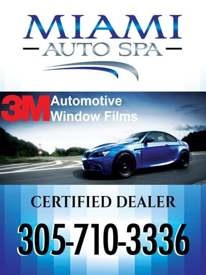 3M Auto Tinting Miami, 3M car tint Miami, 3M window tinting, Miami window tinting