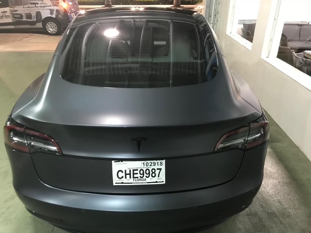 Tesla mobile window tinting Miami, Tesla mobile car tinting Miami, Tesla Mobile auto tinting Miami 33131