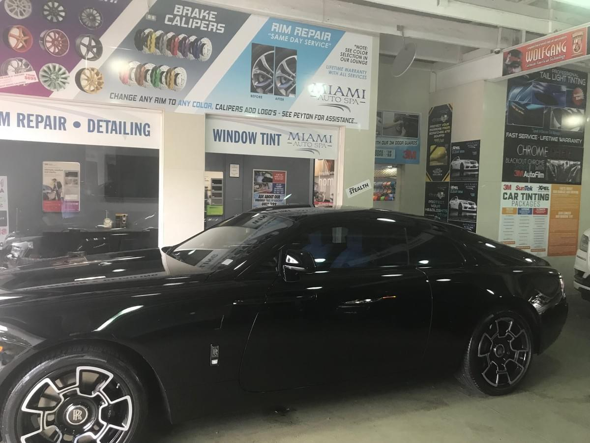 Rolls Royce 3M window tinting Miami 33131, Rolls Royce 3M car window tinting Miami 33131, Rolls Royce 3M window tinting Miami Beach 33139, Luxury 3M car window tinting Miami Beach 33139