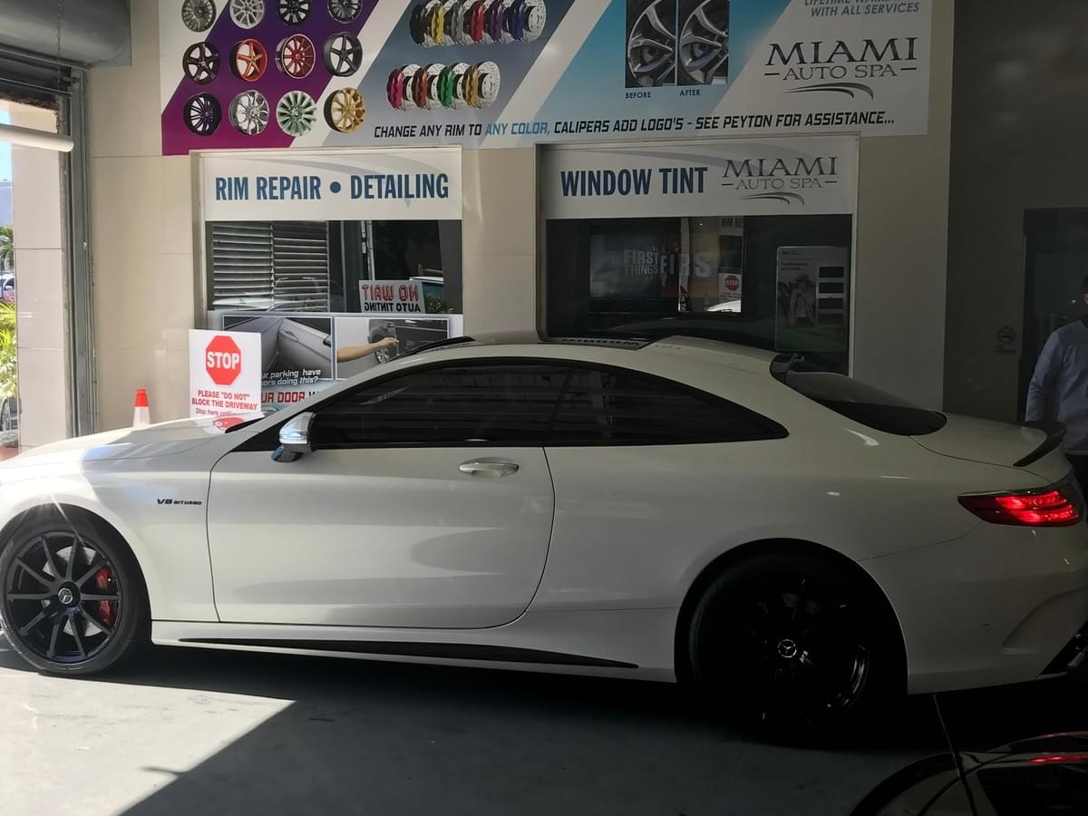 Mercedes wheel painting in Miami Beach 33139, Mercedes Rim Painting in Miami Beach 33139, Mercedes Brake Caliper Painting Miami