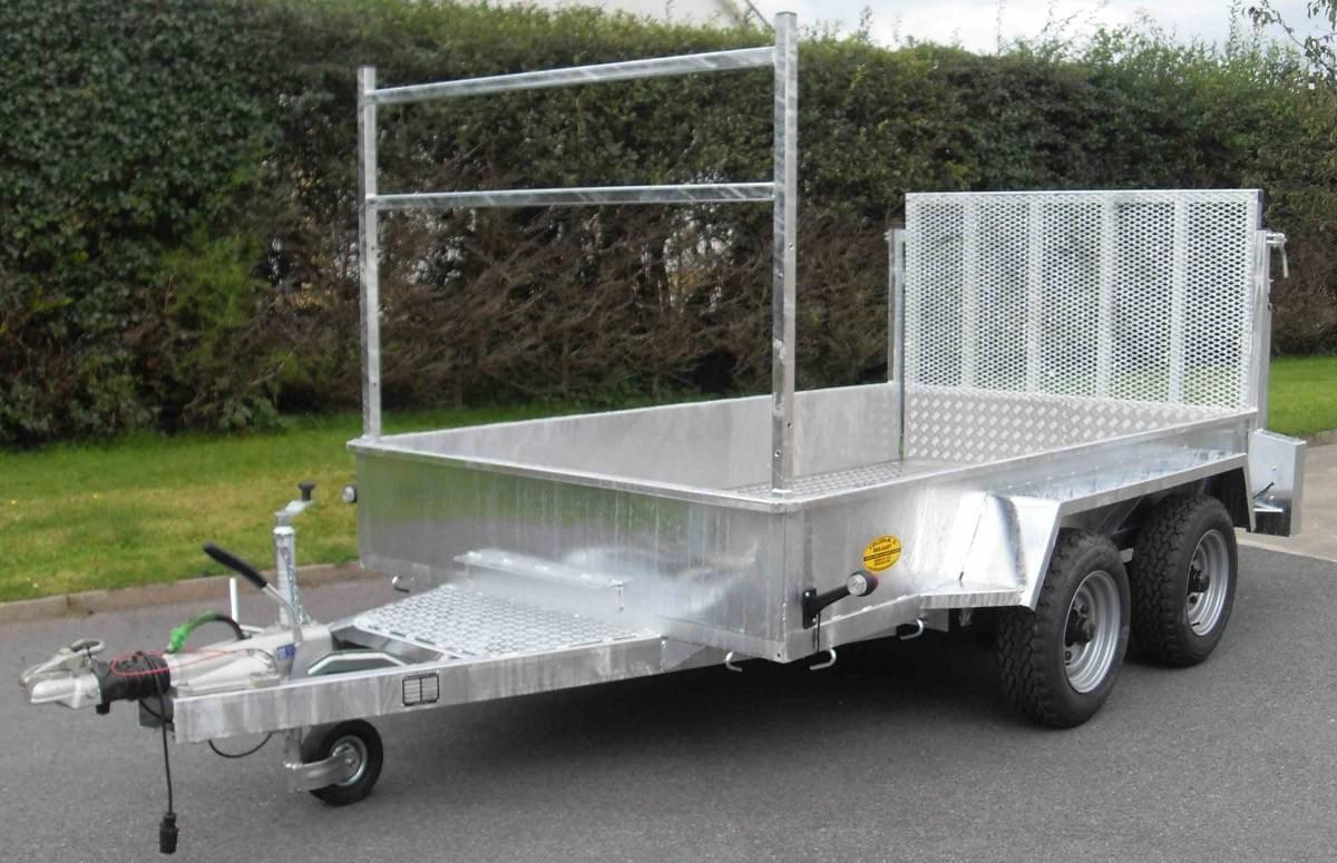 Hire A Trailer Wasteworx Ilfracombe Combe Martin North Devon