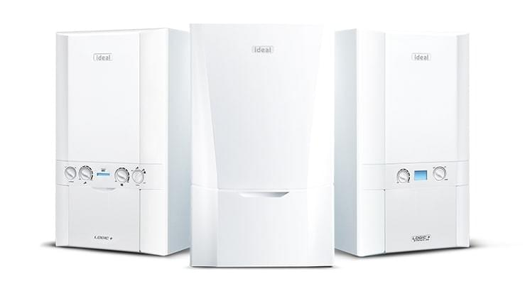 Choose from Ideal, Veismann, Worchester Bosh, Baxi and other boilers in our range