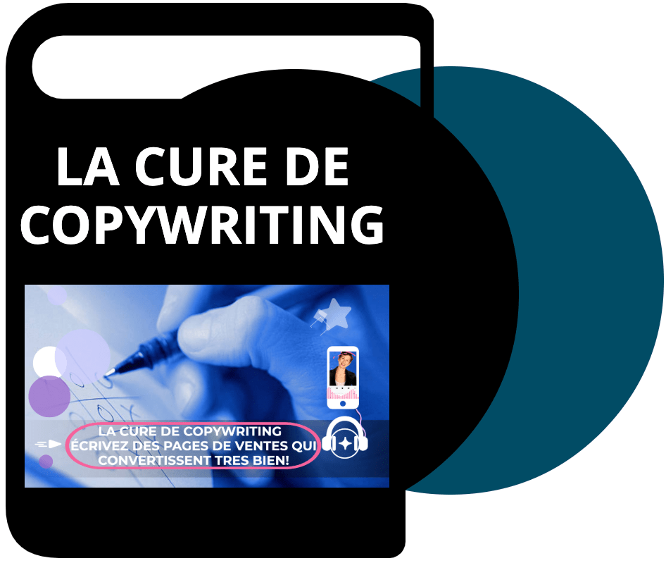"Personal Development - Online Business - Entrepreneur- Gersende André - Business advice - Gersende TV - Entrepreneurship - Personal Growth - Les formations on line de gersende André "" la cure de copywriting"