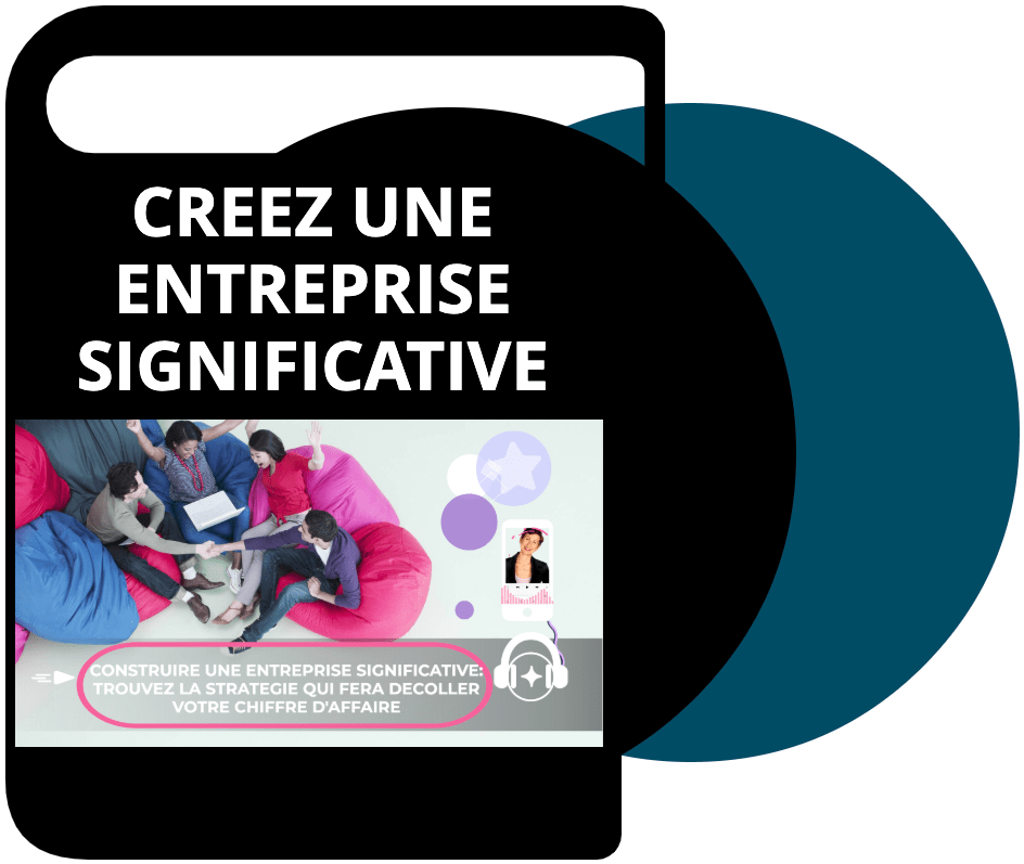 "Personal Development - Online Business - Entrepreneur- Gersende André - Business advice - Gersende TV - Entrepreneurship - Personal Growth - Les formations on line de gersende André "" créez une entreprise significative"
