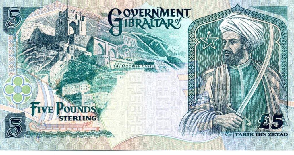 Funny facts about Gibraltar - The Gibraltar pound