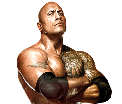 The rock actor