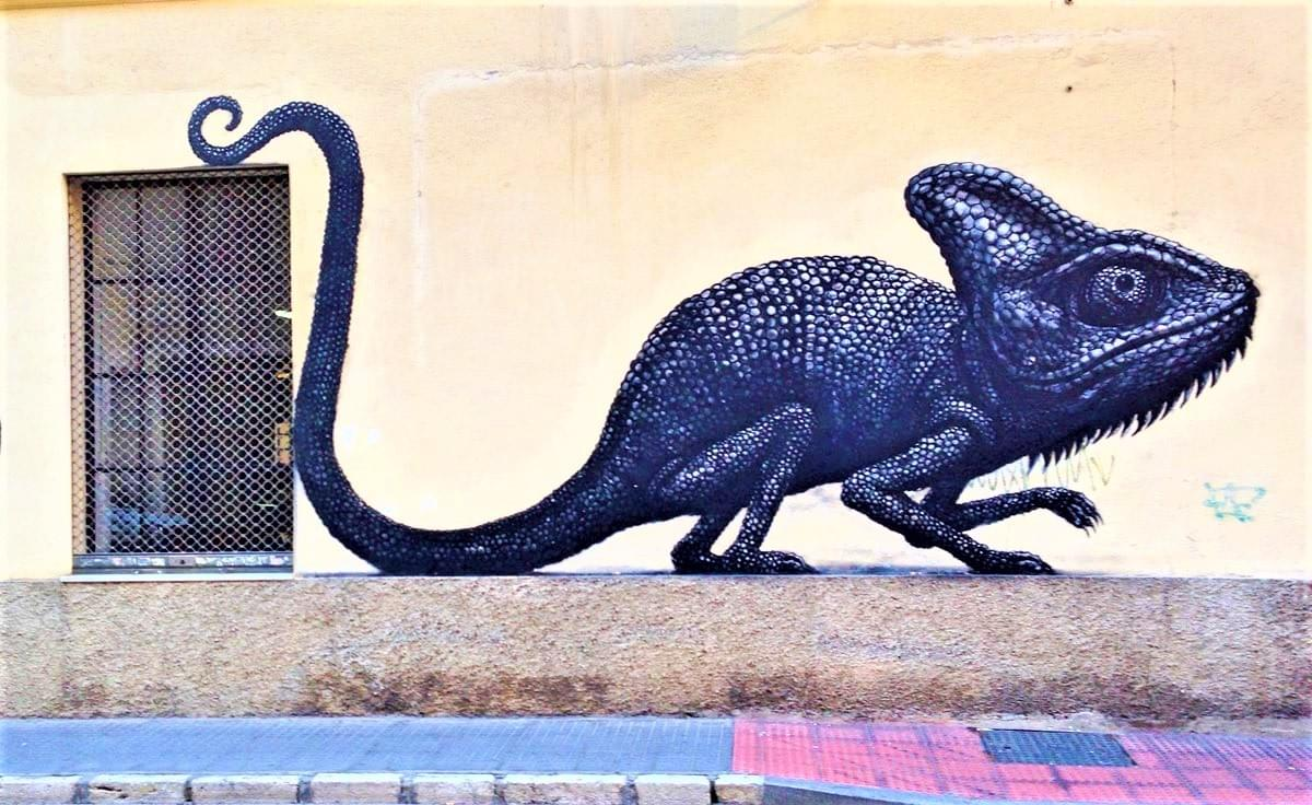 Things to do in Malaga - Enjoy Street art in Soho
