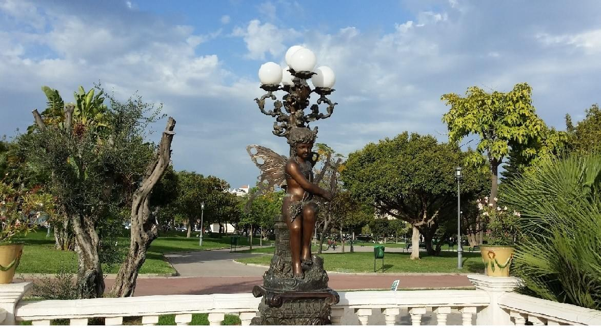 Things to do in Malaga - Visit Paloma Park