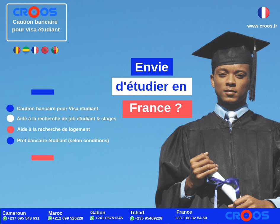 Questions Campus France - CROOS