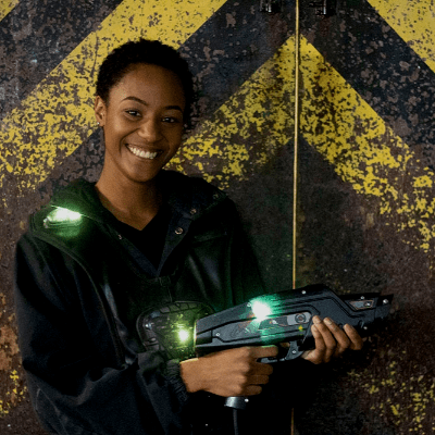 Laser tag for adults