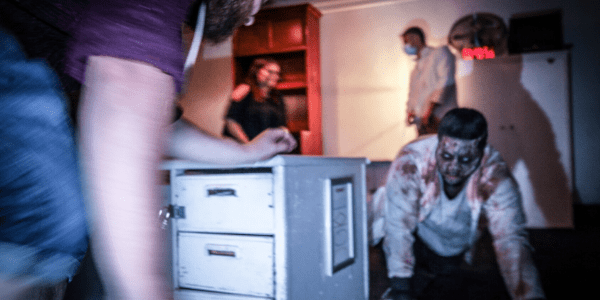 Zombie Escape Room London