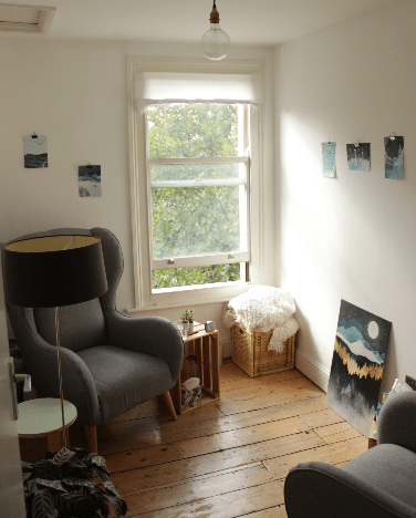 Dalston and Hackney Therapy Room to Rent