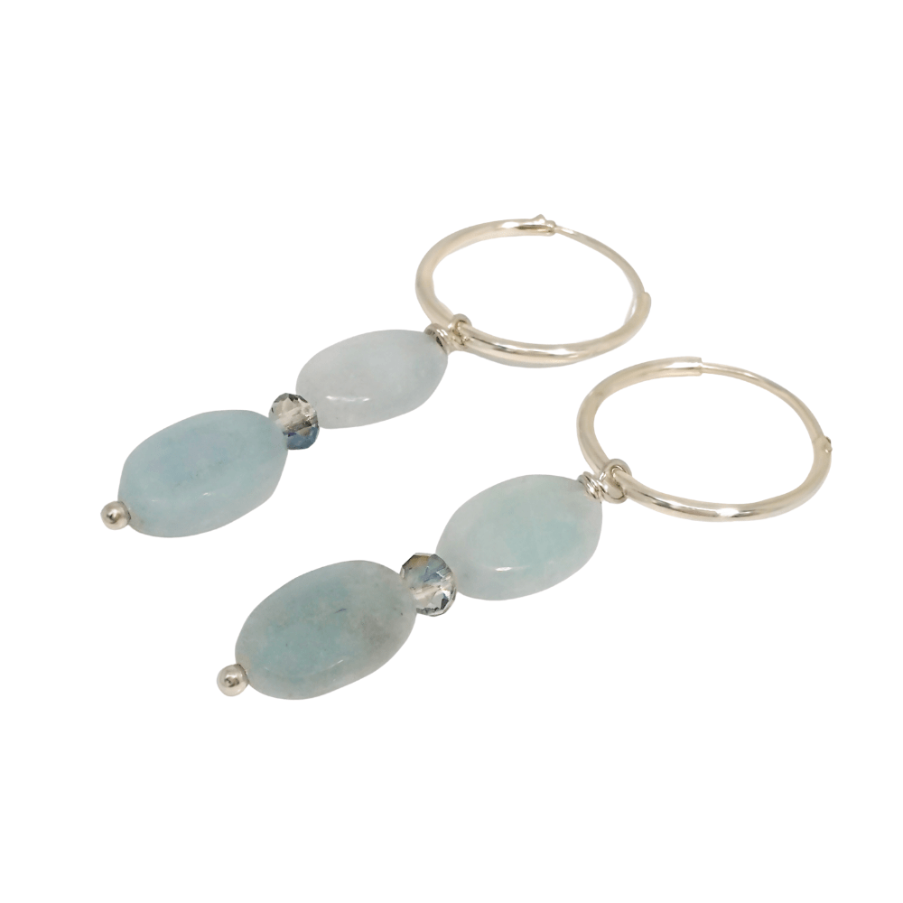 Earrings The Gemstone Collection Product : EGAQ/404