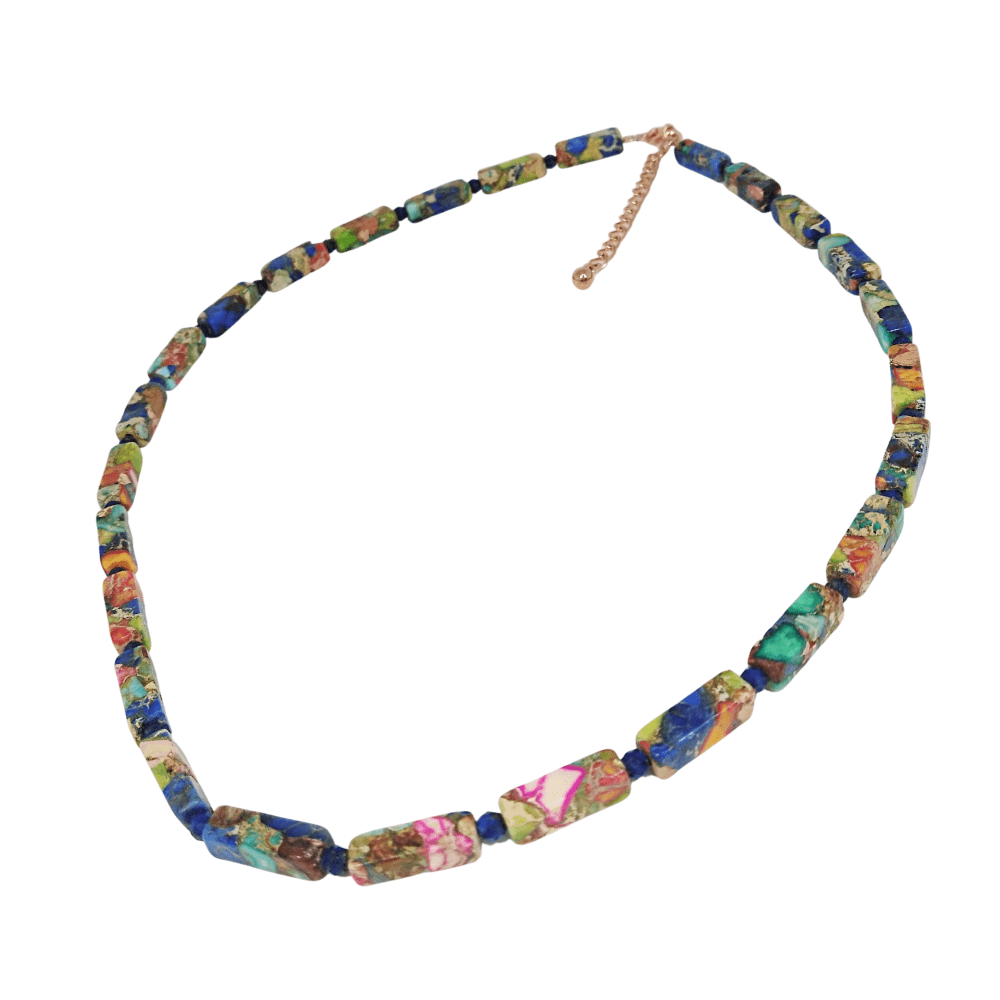 Necklace The Gemstone Collection Product : NLA/401
