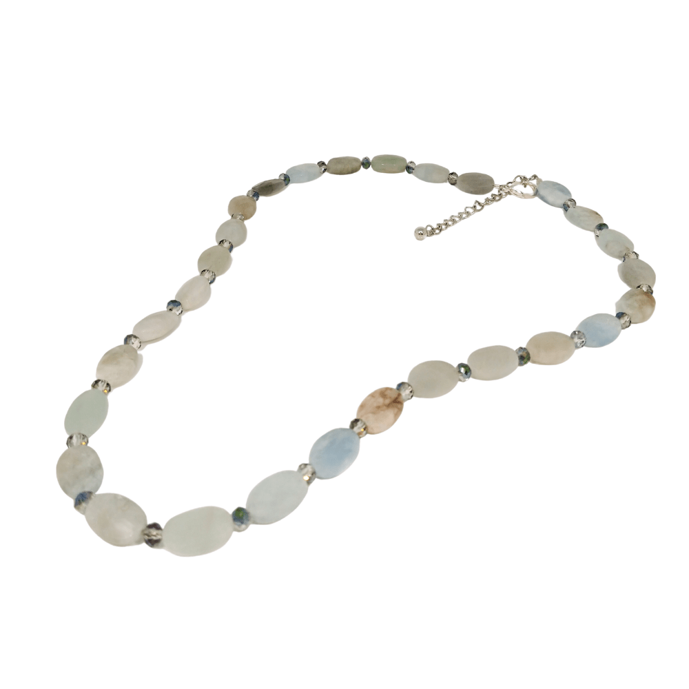 Necklace The Gemstone Collection Product : NGAQ/405