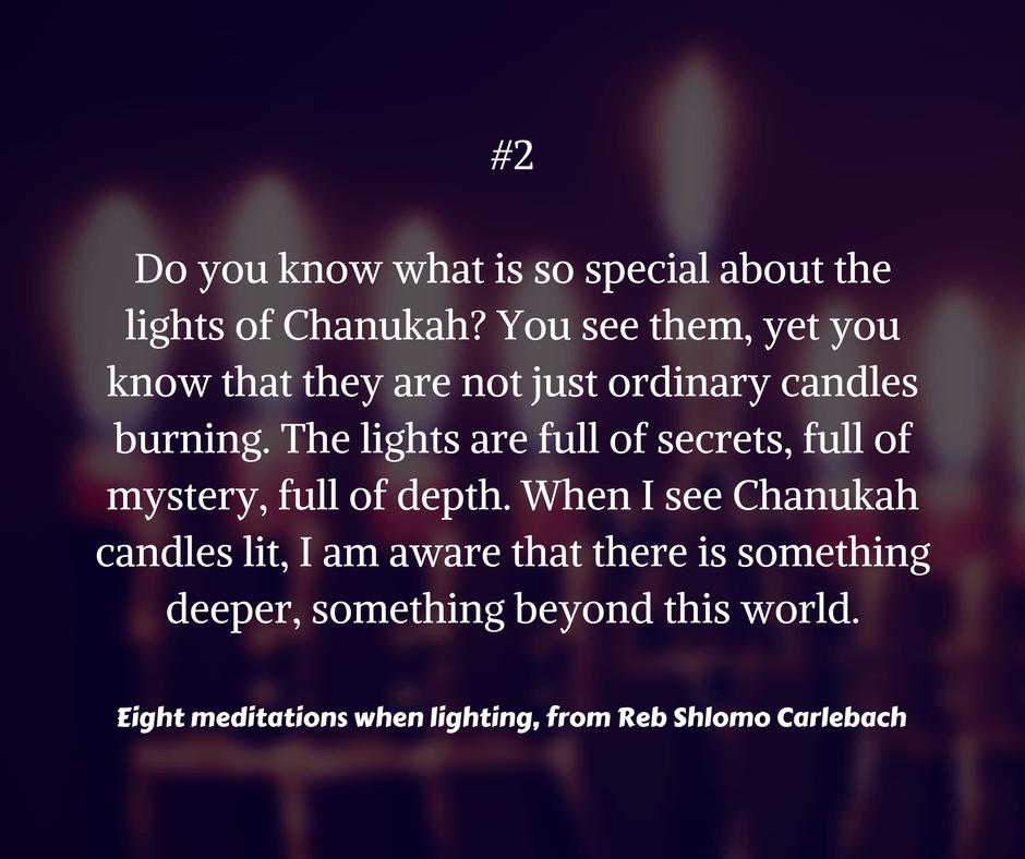 The Light That Unites - Chanukah Companion