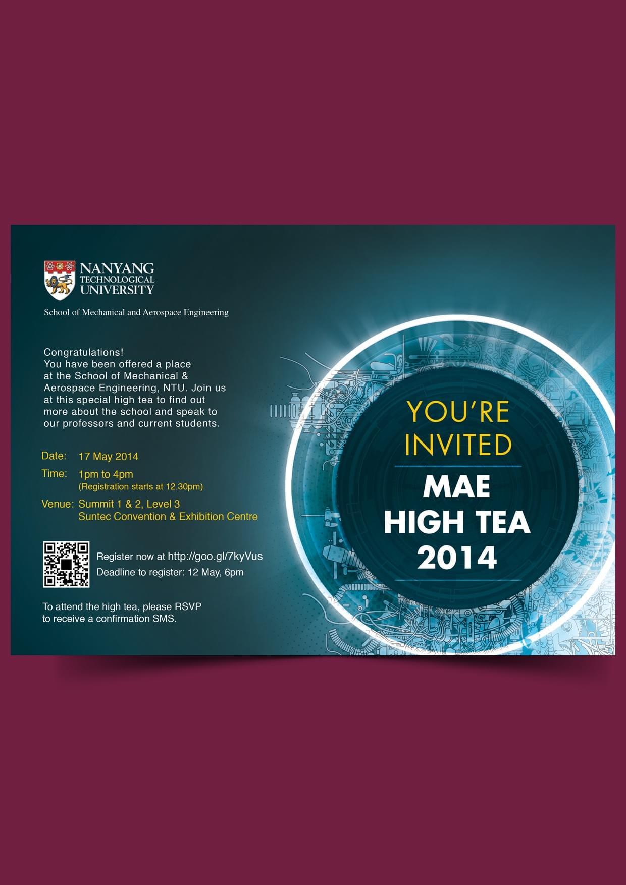 Invitation Cards Creative Lemon