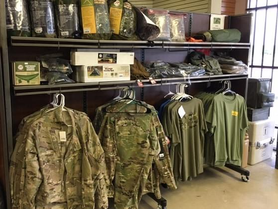 Military Surplus - Southern Survival   Armory, Firearms Training