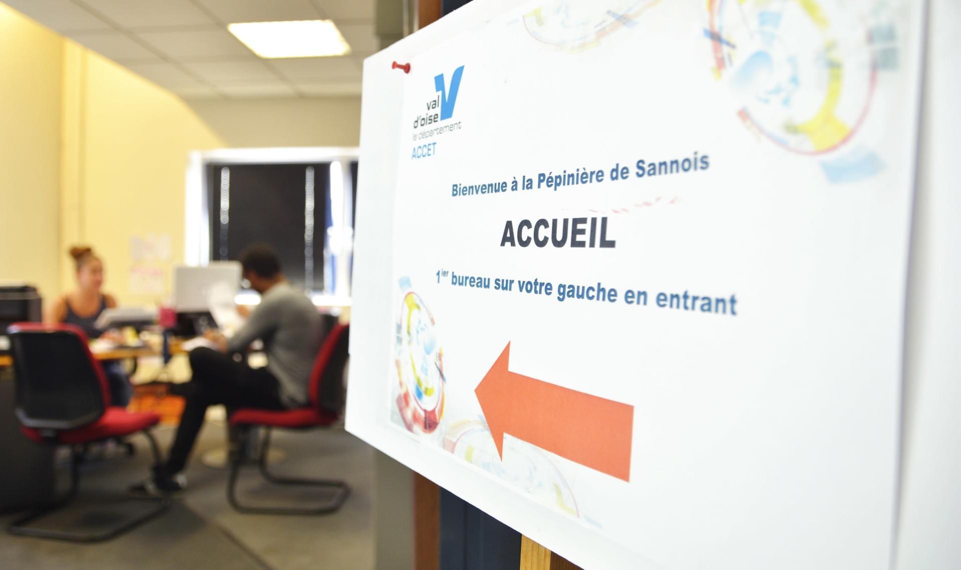 Pépinière De Sannois Bureau Pour Startup Incubateur