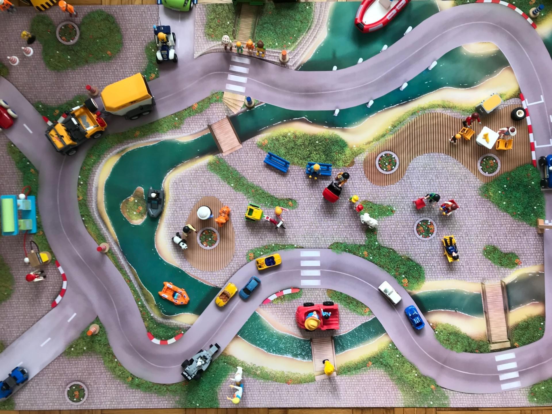 circuit voiture 3d enfant 3 ans