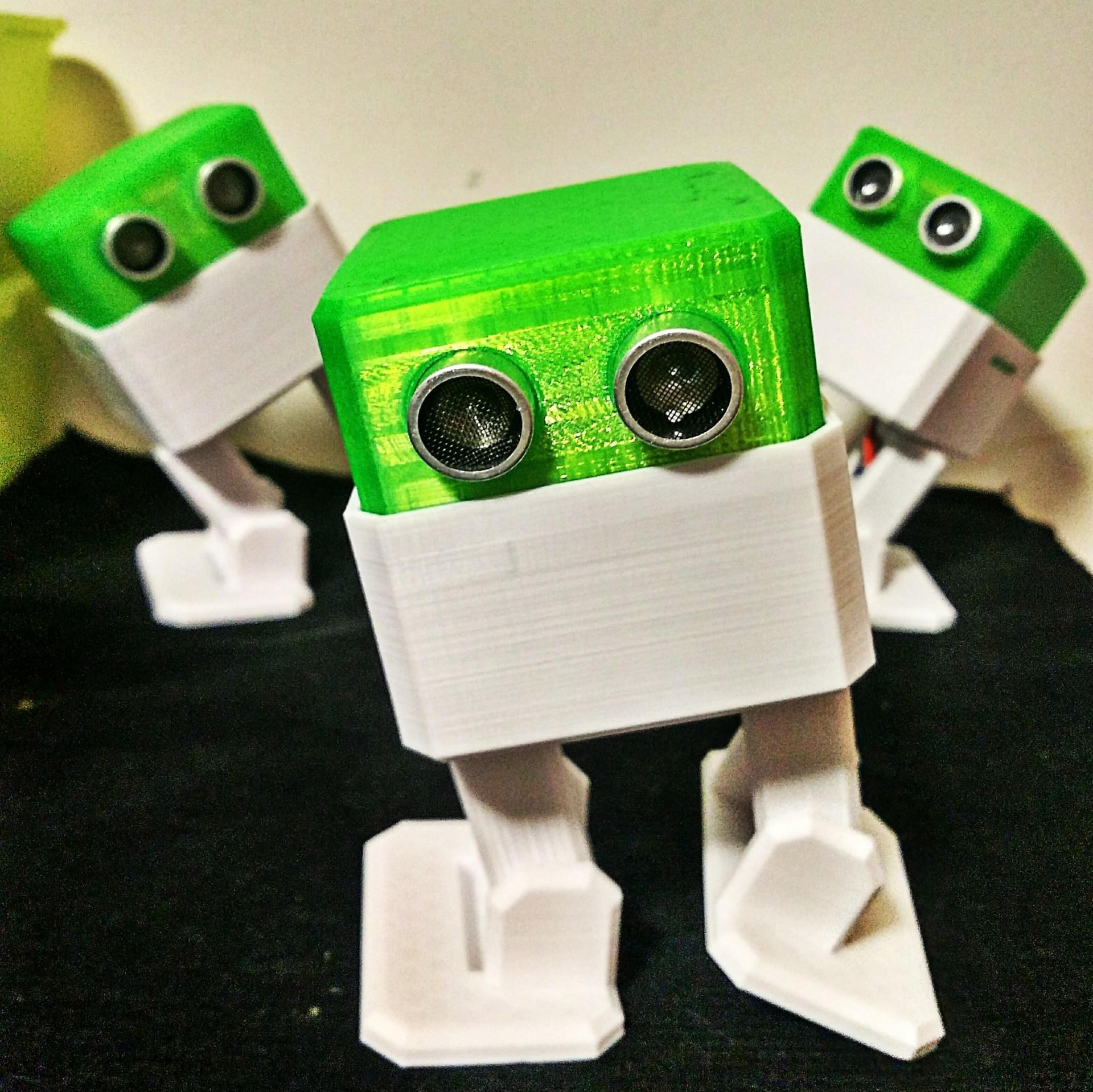 5bf074e4ddf Otto DIY robot yoda. Show more