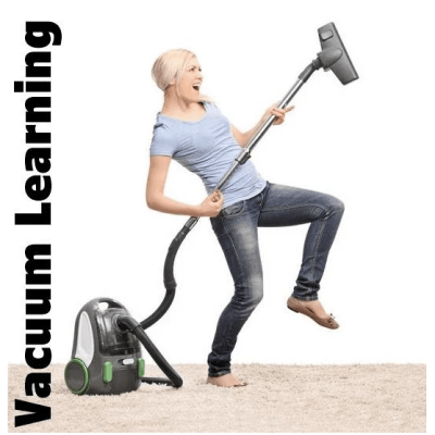 Vacuum Learning Possibility Management