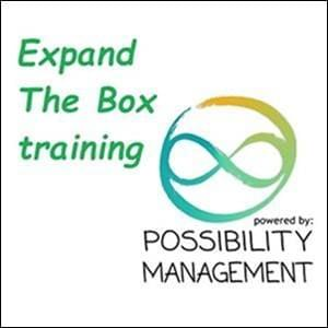 Create An Expand The Box training in your area, Possibility Management