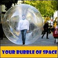 Your Bubble of Space Possibility Management