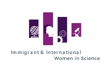 Immigrant and International Women In Science​ Logo