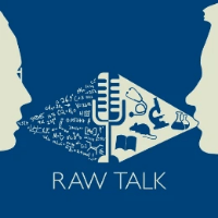Raw Talk Podcast Logo