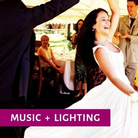Sylvan Lake Wedding DJ IQ Entertainment