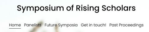 Polygence Symposium of Rising Scholars