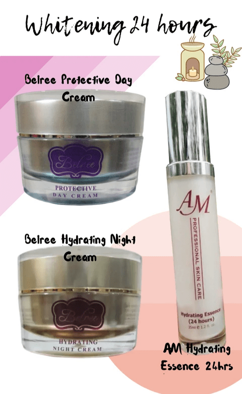 Giving your skin a fair and brighten look throughout the day