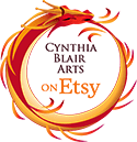 Cynthia Blair Arts on Etsy