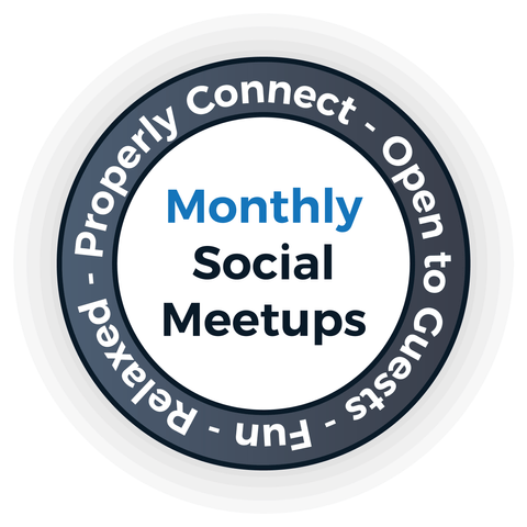 Relaxed Social Meetups - English Perfected London