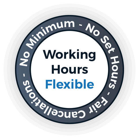 Flexible Working Hours - English Perfected London