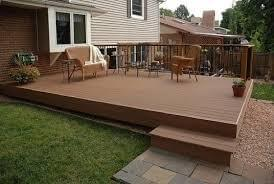 Patio and Deck Projects