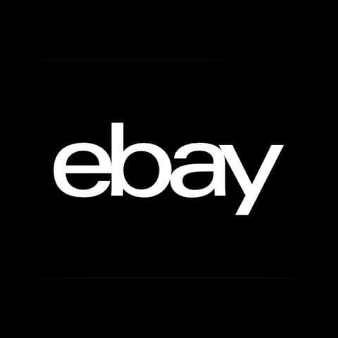 Follow us on ebay!