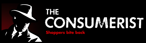 The consumerist logo on www.picvoyage.net
