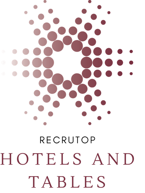 Recrutop Hotels and Tables