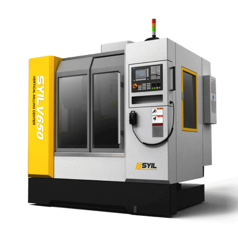 SYIL V650 cnc machine price