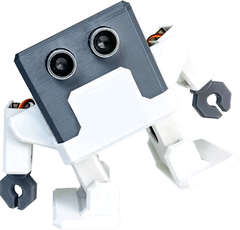 Otto DIY Builder Kit Humanoid